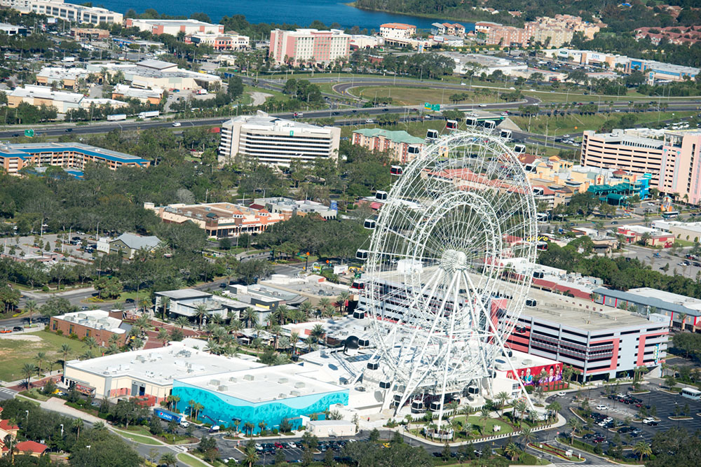 Orlando Eye Attraction for People Relocating
